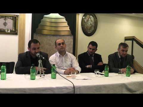 Tribune Islame ne Xhamin e Augsburgut 01.05.2013  (1)