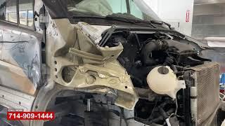 Class C Entegra Qwest Collision Repair Shop