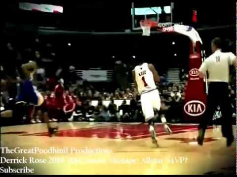 Derrick Rose 2010-2011 Season Highlights Mixtape: Chicago