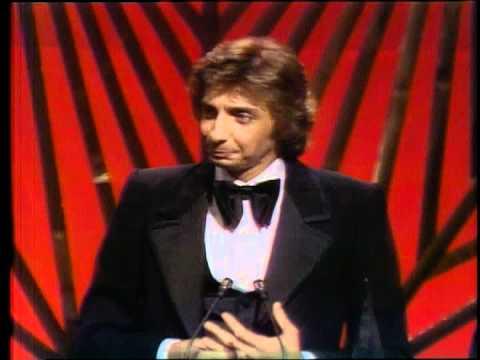 Barry Manilow Wins Favorite Male Pop / Rock Artist - AMA 1978