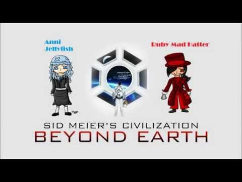 Game 1 Civ Beyond Earth 7 (Its a plane!, kidnapping scientists, Bug hunt)