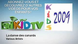 Jj Lionel - La danse des canards - YourKidTv