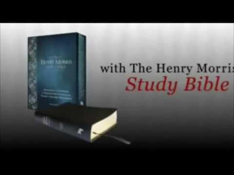 KJV Henry Morris Study Bible (New Leaf Press)
