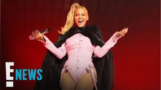 Beyoncé Shares Full Look At Wedding Vow Renewal Dress | E! News