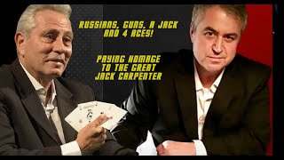 Russians, Guns, a Jack and 4 Aces!