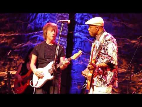 Jeff Beck & Buddy Guy - Let Me Love You Baby - Atlantic City NJ   7/23/2016 mp3