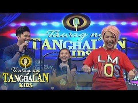 Tawag ng Tanghalan Kids: Vice promises to give Jezza a bike