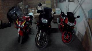 МОТОБАЗА. Отправка мотоциклов трем участникам  группы. WWW.MOTOBAZA.BIZ
