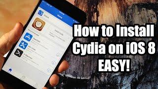 How to Install Cydia on iOS 8.1 EASY!