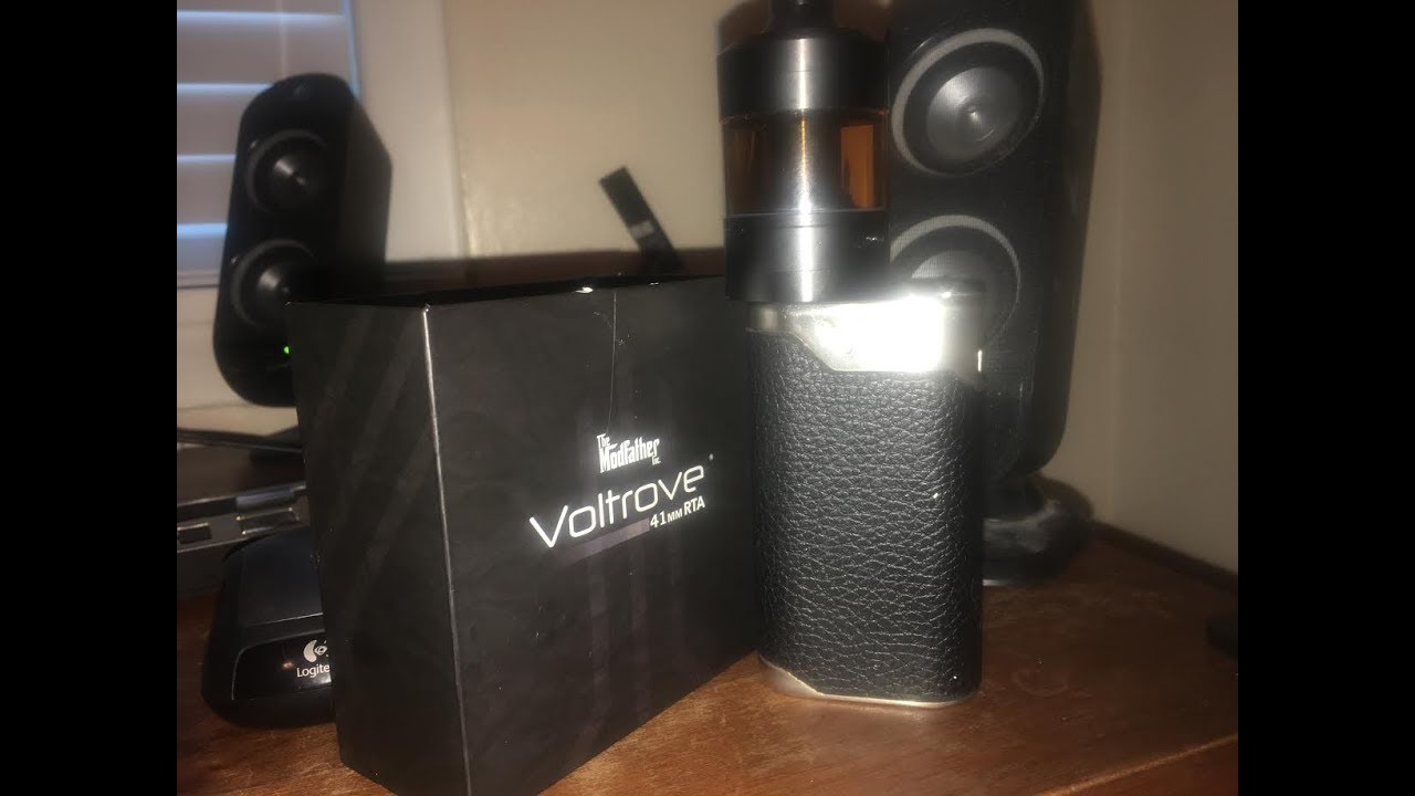 Modfather Voltrove 41mm review