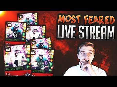 GOING OVER ALL OF THE MOST FEARED CONTENT! MADDEN MOBILE 18 PACK OPENING + TIPS AND TRICKS