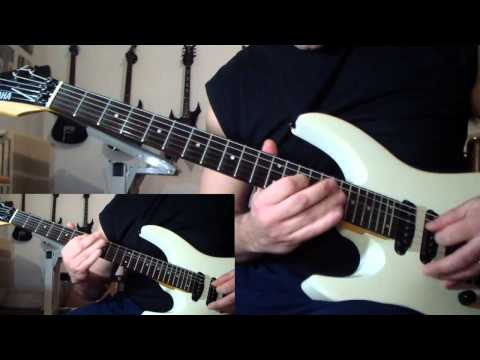 Death - Pull the Plug (guitar cover)