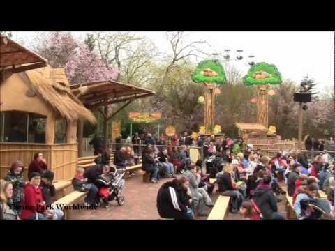 Africa Wallkthrough HD Chessington World Of Adventures