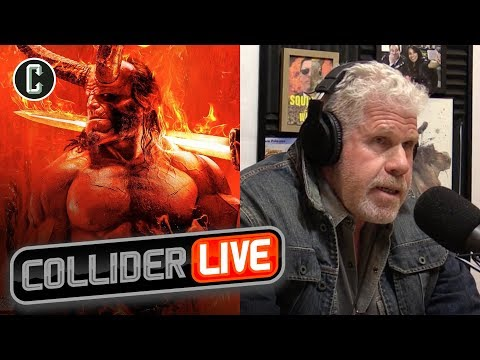 Ron Perlman's Thoughts on the New Hellboy