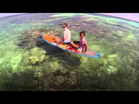 SUP Salines Express - Guadeloupe