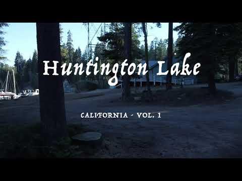 A quiet 4th of July up at Huntington Lake, California - DJI Mavic Mini
