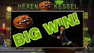 Hexen Kessel BIG WIN - Online Casino Games from our LIVE stream