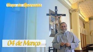 Terço de Aparecida com Pe. Antonio Maria – 04 de Março de 2020