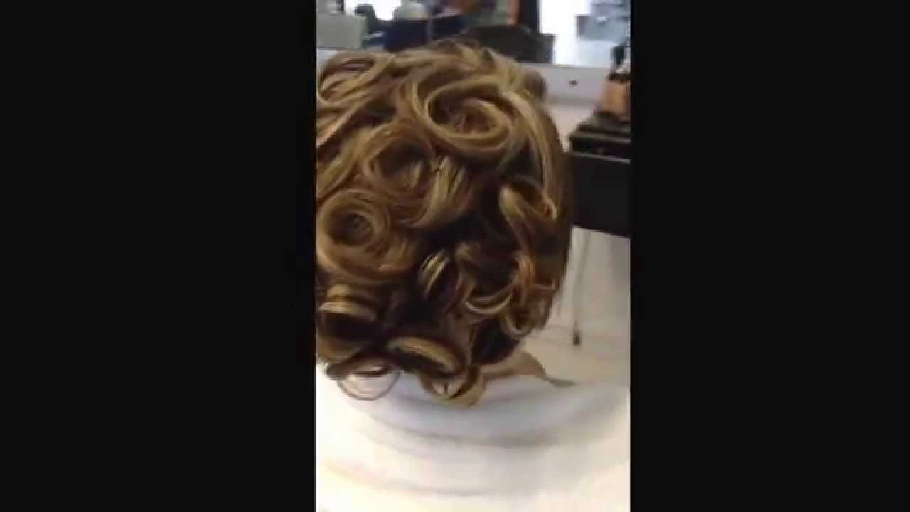 Peinado De Anchoas Gi Estetica Youtube