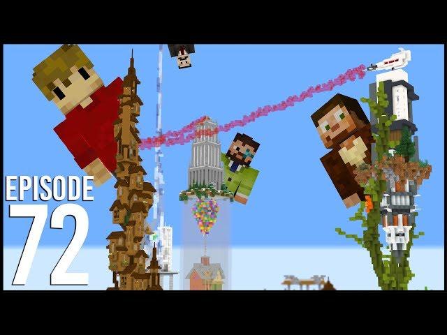 Hermitcraft 6: Episode 72- BUILD OFF PLAN