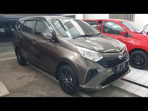 Astra Daihatsu Sigra Facelift 1.2 X A/T Deluxe 2019 [B400] In Depth Review Indonesia