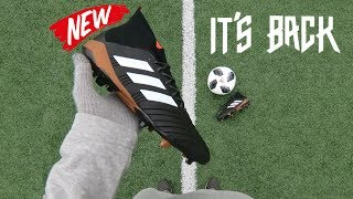 ЛЕГЕНДАРНЫЕ БУТСЫ для ФУТБОЛА. Adidas PREDATOR