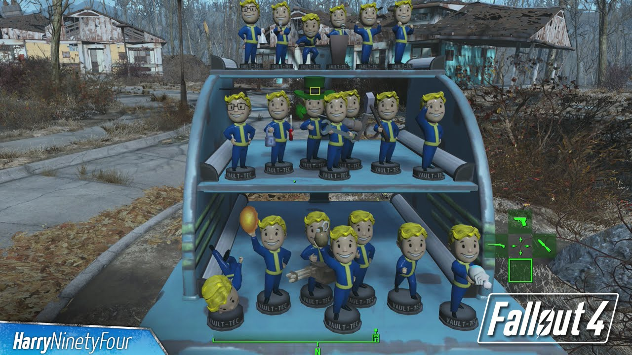 fallout 4 all 20 bobblehead locations they re action figures