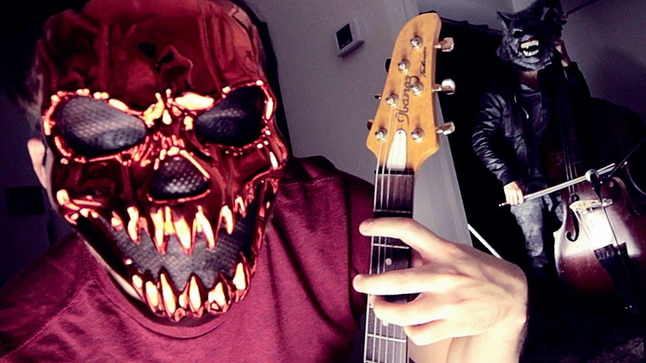 halloween theme guitar cover youtube - Halloween Theme Song Guitar
