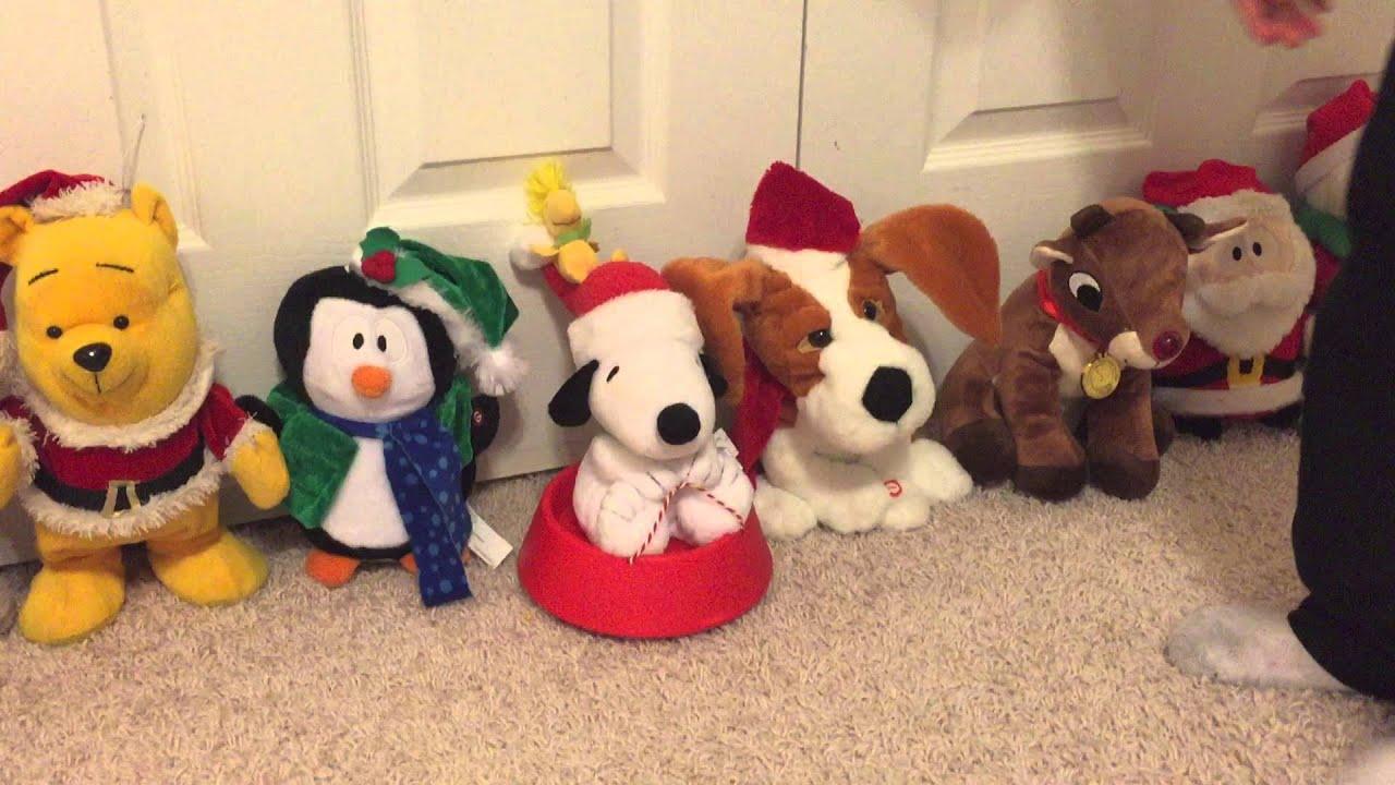 christmas singing toys - Singing Christmas Toys
