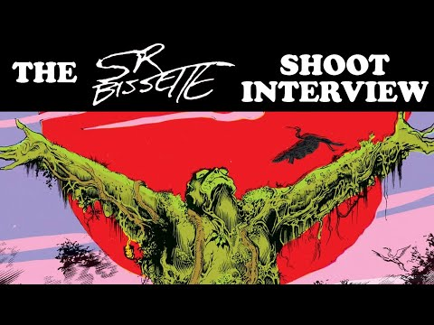 The Stephen Bissette Shoot Interview! A Career-Spanning Chronicle!