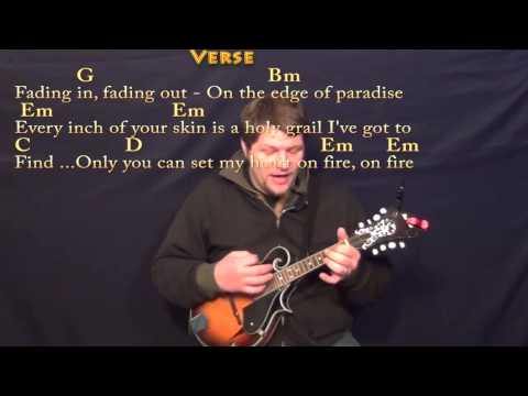 Love Me Like You Do (Ellie Goulding) Mandolin Cover Lesson with ...
