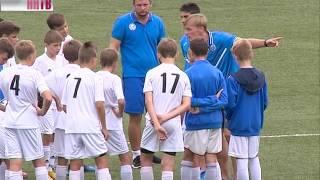 Традиционный турнир по футболу среди юношей 2003-го года рождения Emerald Cup