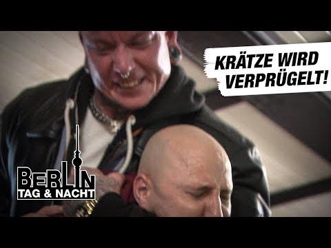 Berlin - Tag & Nacht - Krätze wird zusammengeschlagen! #1641 - RTL II