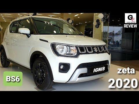 2020 Maruti Suzuki Ignis   Ignis Zeta   BS6   Detailed Review   Changes ?   Price   Specs !!!