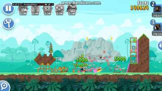 Angry Birds Friends Tournament 29-07-2017 level 1