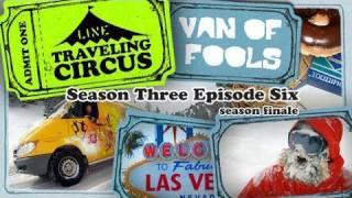 LINE Traveling Circus 3.6 Van of Fools