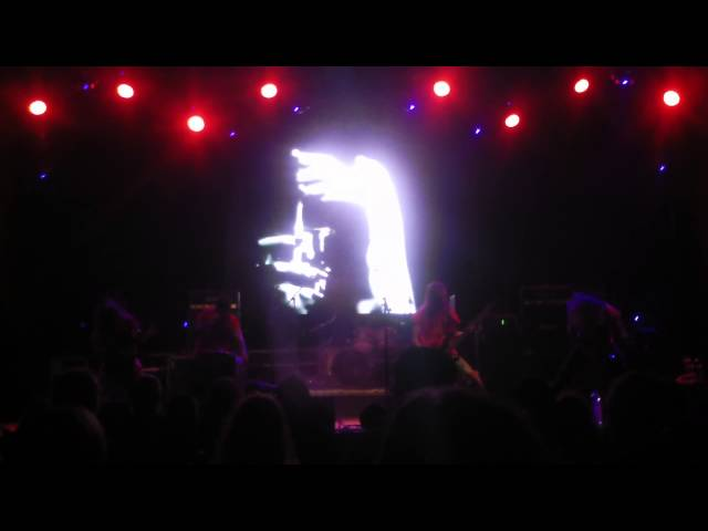 Aborym ATWA + Dirty LIVE @ Gothoom open air 2014