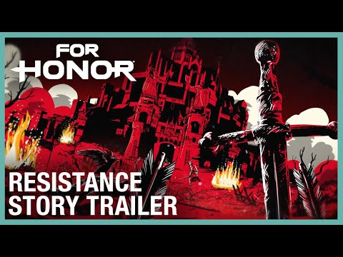 For Honor: Resistance Story Trailer | Ubisoft Forward 2020 | Ubisoft [NA]