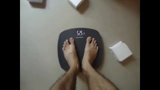 HealthSense PS 126 Ultra Lite Personal Scale Review