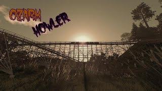 NoLimits 2 - Ozark Howler (Worlds Tallest, Fastest, and Longest Wooden Coaster ) 60fps