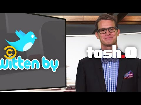 Tosh.0 - Twitten By - Tosh's Will - Uncensored