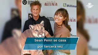 Penn, quien cumplirá 60 años el próximo 17 de agosto, comenzó su relación con George en 2016, luego de que el actor se separara de Charlize Theron