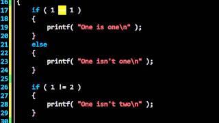 C Program Flow Control: Computer Programming 3: 24HourAnswers Tutorials
