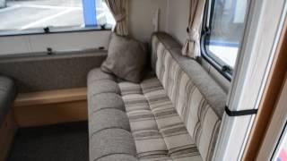 2011 Compass Vantage 5 berth caravan interior