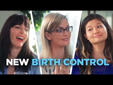 Birth Control Methods Keep Getting Weirder