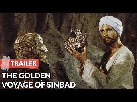 The Golden Voyage of Sinbad 1973  HD  John Phillip Law  Tom Baker