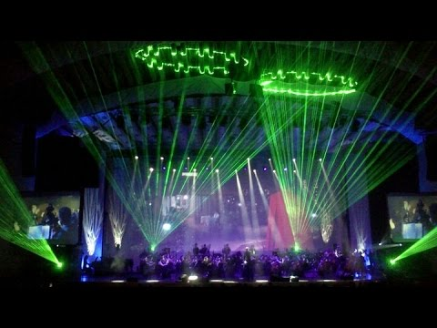 Hollywood Music In Bucharest 2011 - part I