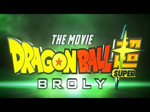 DRAGON BALL  SUPER BROLY THE MOVIE TRAILER REACTION!