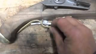 Making a Flintlock Pistol #6