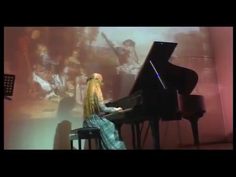 Рамо, Жан-Филипп - «Новая сюита пьес для клавесина». 17.Deuxieme menuet